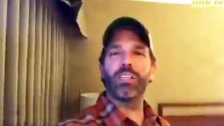 Don Jr's Glassy Eyed, Slurred Speech Rant About Hunter Biden From Inside A Motel Room Has Inspired Lots Of 'Motel 6' Jokes