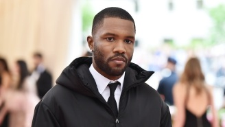 Frank Ocean Cancels The Release Of A Mysterious New Vinyl Almost A Year After It Went On Sale