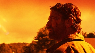 We've Gone To See The Wizard: In Which Gerard Butler Charms Us To Promote 'Greenland'