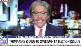 An Exasperated Geraldo Rivera Went On Fox News To Blast Trump's 'Reckless And Irresponsible' Coup Shenanigans: 'There's No Way To Turn It Around'