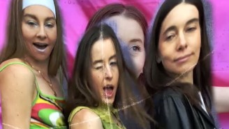 Haim Document This Year's Insanity With Their 'Christmas Wrapping 2020' Parody Single