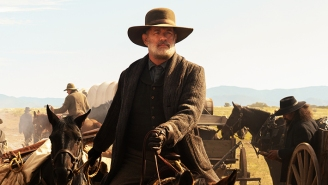 Tom Hanks Plays Woke John Wayne In 'News Of The World'