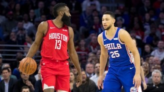 The Sixers Have Reportedly Made Ben Simmons Available In Some James Harden Trade Talks