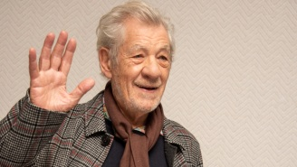 Sir Ian McKellen Feels 'Lucky' After Receiving The COVID Vaccine And Has 'No Hesitation' In Endorsing It