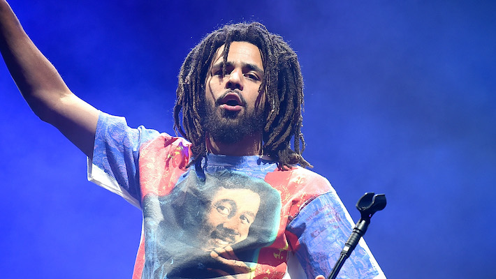 "J. Cole - ""Interlude"""