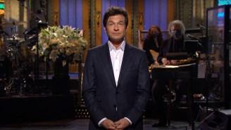 Jason Bateman Got A Bit Nostalgic About 'SNL' And A Monkey Attack During His Monologue