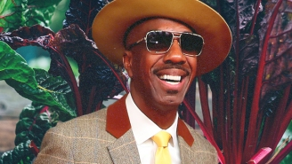 JB Smoove Hopes Quarantine Teaches Us To Be More Resourceful (And A Little Kinder)
