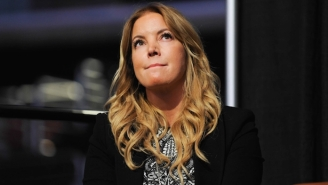 Jeanie Buss Told Each Laker Player To 'Leave A Legacy' With A Personalized Bottle Of Tequila