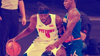 The Detroit Pistons Face A Familiar Dilemma With Jerami Grant