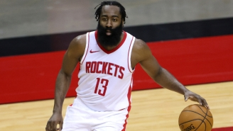 Report: James Harden's Trade Request Was 'Cemented' Because He Knows Houston Can't Beat The Lakers