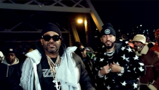 French Montana And Jim Jones Officially End Their Beef With The 'Too Late' Video