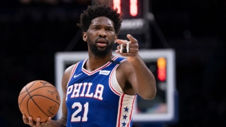 Joel Embiid Wants To Play For The Sixers 'For The Rest Of My Career'