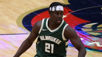 Jrue Holiday Will Donate The Remainder Of His 2020 Salary To Black-Owned Businesses And Charities
