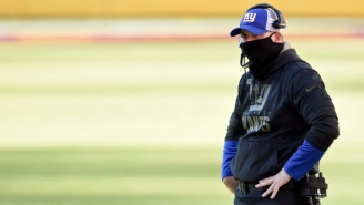 Giants Coach Joe Judge: 'With All Due Respect To Christmas,' The Team Should 'Focus On The Ravens'
