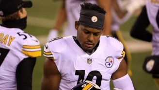 JuJu Smith-Schuster Will Stop Doing Pregame TikToks On The Field After A Humbling Loss To The Bengals