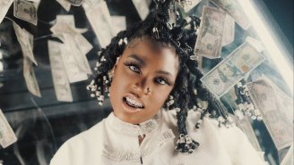 Kamaiyah Celebrates The Release Of Her New Project 'No Explanations' With A Fiery Video For 'Art of War'