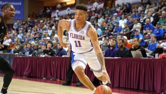 Florida's Keyontae Johnson Is In A Medically Induced Coma After Collapsing On The Court (UPDATE)