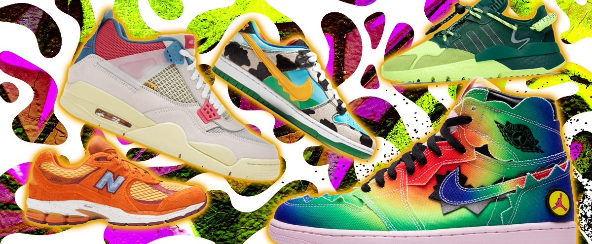 The Best Sneaker Drops Of 2020