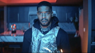 Kid Cudi Careens Off A Cliff In His Will Smith-Inspired 'She Knows This' Video