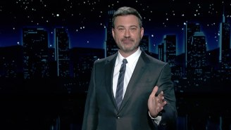 Jimmy Kimmel Thinks That He's Found The 'Single Sentence' That Best Sums Up 2020