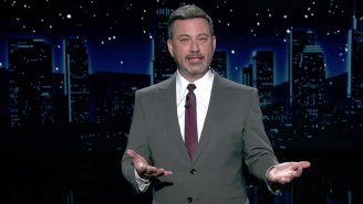 Jimmy Kimmel Exposes Ted Cruz As A 'Lyin' Little B*tch' For Defending Trump In A 'Despicable' Lawsuit