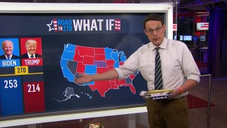 Viral Sensation Steve Kornacki Will Appear On 'Sunday Night Football' To Break Down The NFL Playoff Picture