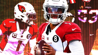 Kyler Murray Tells Us Which Teammates Love 'Warzone' Like Him And Breaks Down That Miracle Hail Mary