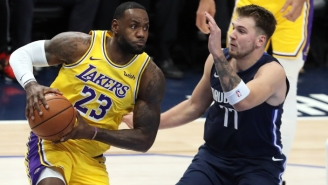 Report: LeBron Vs. Luka And A Kyrie Return To Boston Highlight The 2020 Christmas Day Slate