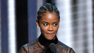 'Black Panther' Star Letitia Wright Deleted Her Social Media Accounts Following Her Anti-Vax Controversy