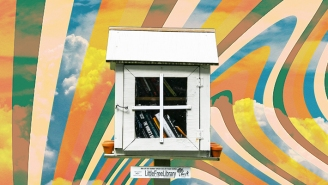 Little Free Libraries Are A Good Idea That's Taken On New Meaning Now