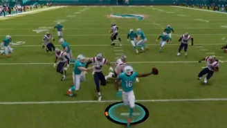 A 'Madden' Glitch On PS5 Showcases An Infuriatingly Silly Kickoff Return