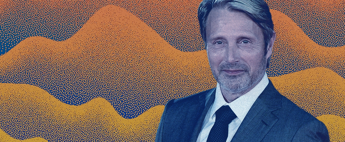 Mads Mikkelsen Has Come To Drink Us Up And Charm Us All
