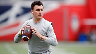 Johnny Manziel Is Joining Fan Controlled Football In Another Attempt To Revive His Career