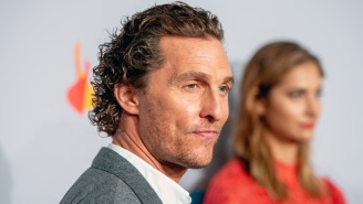 Matthew McConaughey Is Calling Out Hollywood's 'Hypocrisy' Over Their Ridicule Of 2020 Election 'Denial'