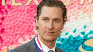 Matthew McConaughey Doubles Down On His Anti-'Illiberal' Stance While Ranting About Cancel Culture To Piers Morgan