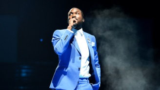 Meek Mill Blames Nipsey Hussle's Death For His Recent Fight On Clubhouse: 'My Hatred Level Went Up'
