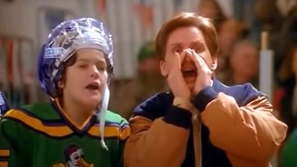 Disney Announced A 'Mighty Ducks' Reboot And A Number Of Sports Projects, Including A Center For Sports