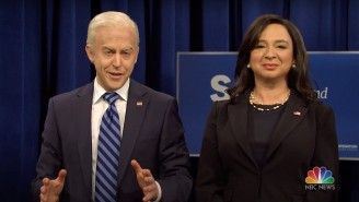 The 'SNL' Cold Open Introduced Jim Carrey's Replacement As Joe Biden To End Its 2020 Run
