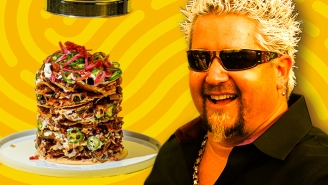 Guy Fieri's 'Trash Can Nachos' Might Just Be The Perfect Gift For 2020