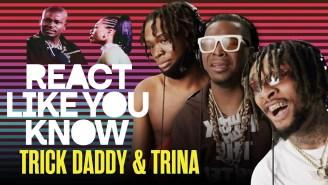"""New Gen Rappers React To Trick Daddy & Trina """"Nann"""" – NLE Choppa, 2KBaby, Shordie Shordie, Lil Keed"""