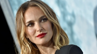 Natalie Portman Has Opened Up About Not Feeling Safe After Being 'Sexualized' As A Child Actor