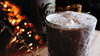 It's Time You Tried This Incredibly Easy Eggnog Recipe At Home