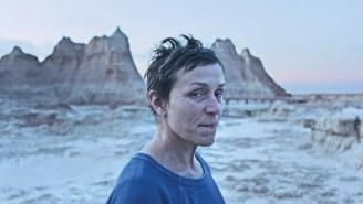 Frances McDormand Travels America In A Van In The Trailer For Best Picture Frontrunner 'Nomadland'