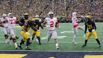 Michigan-Ohio State Has Been Canceled Due To Michigan's COVID-19 Outbreak