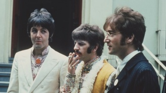 Paul McCartney And Ringo Starr Honor John Lennon On The 40th Anniversary Of His Death