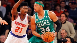 Iman Shumpert Held A Grudge Against Paul Pierce For Years For Snubbing Him As A Child