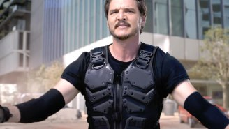 Superhero Pedro Pascal Is Captured By Alien Invaders In Netflix's Kid-Friendly 'We Can Be Heroes' Trailer