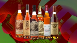 Every Bottle Of Pappy Van Winkle Whiskey, Ranked