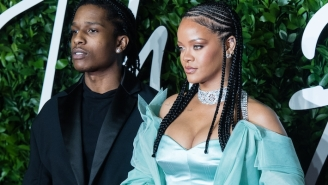 If Rihanna And ASAP Rocky Are Really Dating, Fans Think Their Kids Would Be Literally Perfect