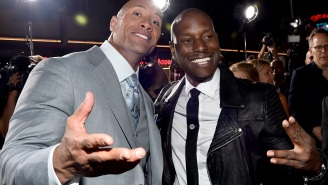 The Rock And Tyrese Gibson's 'Fast And Furious' Beef Is Officially Over